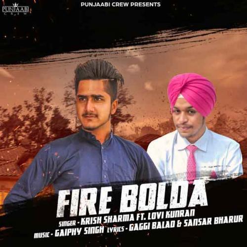 Fire Bolda