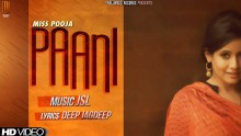 Miss Pooja - Paani