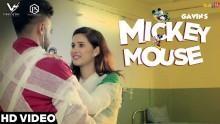 Gavin - Mickey Mouse
