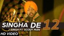 J Singh - Singha De ...