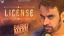 Babbu Maan - License
