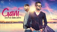 Akhil Feat Manni Sandhu - Gani