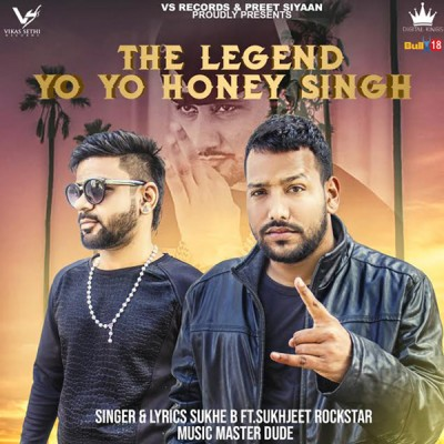 The Legend Yo Yo Honey Singh